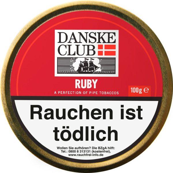 Danske Club Pfeifentabak Ruby (Dose á 100 gr.)