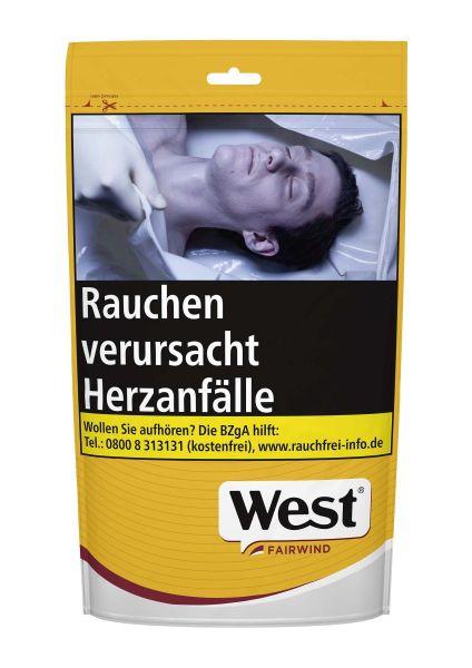 Fairwind by Players Volumentabak West Yellow Volume Tobacco (Beutel á 120 gr.)
