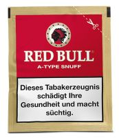 Red Bull Schnupftabak A-Type Snuff 10g (20 x 10 gr.)