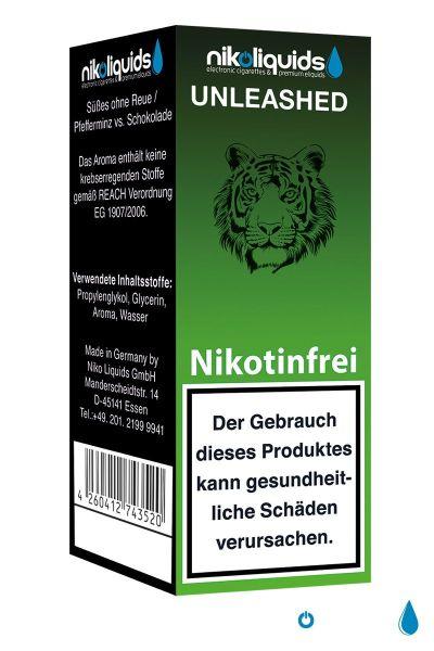 NikoLiquids Mix Selection Unleashed eLiquid 0mg Nikotin/ml (10 ml)