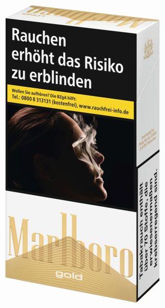 Marlboro Zigaretten Gold Long (10x20er)