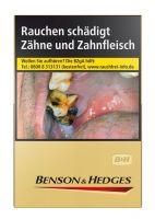 Benson & Hedges Zigaretten Gold (10x20er)
