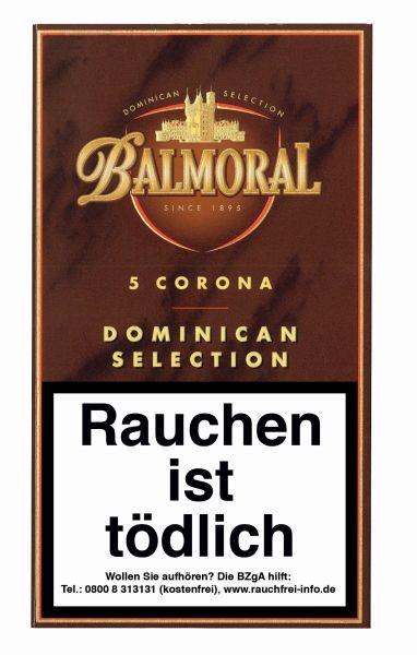 Agio Zigarren Balmoral BDS Corona (Schachtel á 5 Stück)