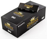 Korona Golden Crown Zigarettenpapier kurz (50 x 50 Stück)