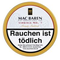 Mac Baren Pfeifentabak Virginia No.1 (Dose á 100 gr.)