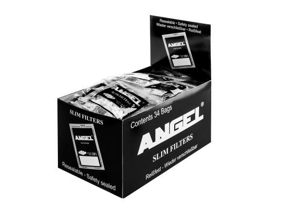 Angel Drehfilter Slim 6mm (34 x 120 Stück)
