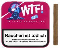 WTF! Zigarillos Shisharillo LIT (Schachtel á 20 Stück)