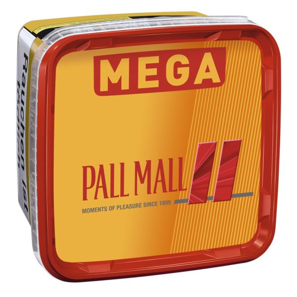 Pall Mall Volumentabak Allround Red Mega Box (Dose á 155 gr.)
