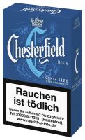 Chesterfield Zigarillos Blue King Size Filter Cigarillos (10x17 Stück) 2,50 € | 25,00 €
