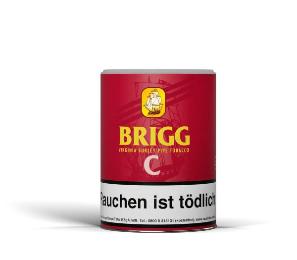 Brigg Pfeifentabak Planta C (Dose á 180 gr.)