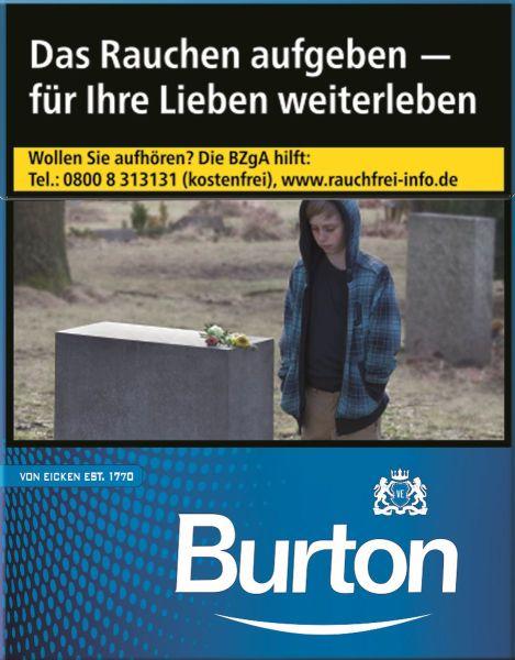Burton Zigaretten Blue XXXL-Box (4x40er)