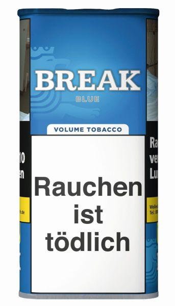 Break Volumentabak Blue Volumentabak (Dose á 120 gr.)