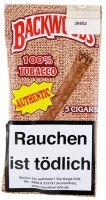 Backwoods Zigarren Authentic Cigars Authentic (Packung á 5 Stück)
