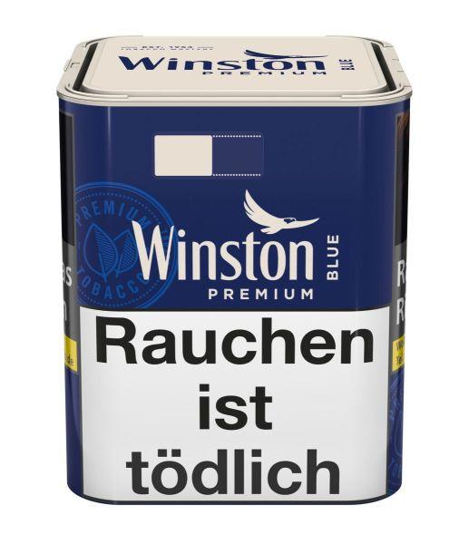 Winston Zigarettentabak Premium Blue Tin-M (Dose á 90 gr.)