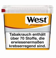 West Volumentabak Yellow (Fairwind) Volume Tobacco (Dose á 450 gr.)