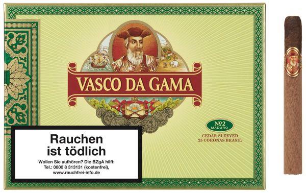 Vasco da Gama Zigarren Brasil #920 (Schachtel á 25 Stück)
