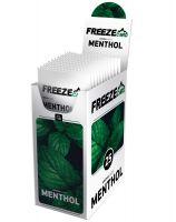 Freeze Aroma Card Menthol (25 x 1 Stück)