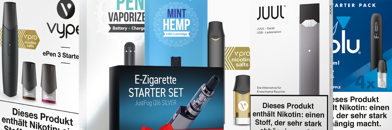 E-Zigarette und Tabakerhitzer als Menthol Zigaretten Alternative