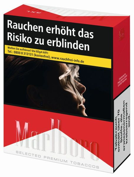 Marlboro Zigaretten Red 3XL-Box (8x32er)