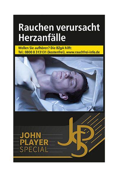 JPS Zigaretten Black (10x21er)