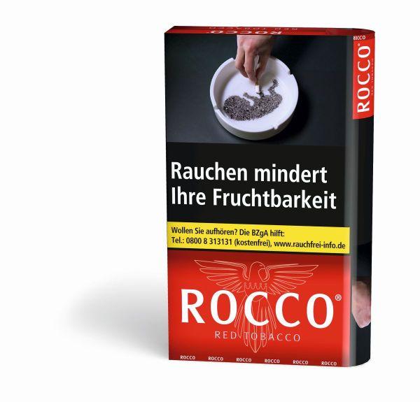 Rocco Zigarettentabak Red Tobacco (10x38 gr.) 4,70 € | 47,00 €