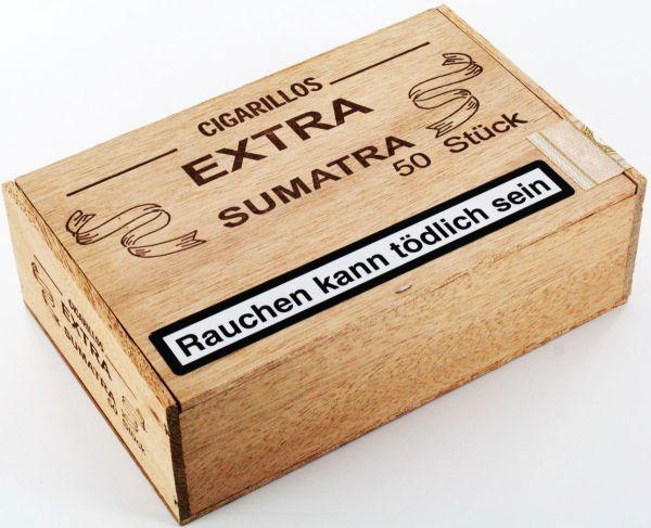 Kohlhase Kopp Zigarillos Sonderangebot Extra Sumatra (Schachtel á 50 Stück)