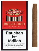 Handelsgold Zigarren 203 Bright Red (Schachtel á 5 Stück)