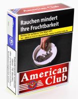 Diverse Zigaretten American Club n Red Big Box (8x24er)