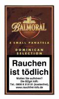 Agio Zigarren Balmoral BDS Small Panatela (Schachtel á 5 Stück)