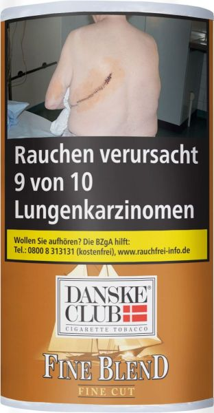 Danske Club Zigarettentabak Fine Blend (5x40 gr.) 8,80 € | 44,00 €