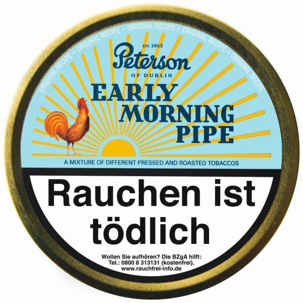 Peterson Pfeifentabak Early Morning Pipe (Dose á 50 gr.)