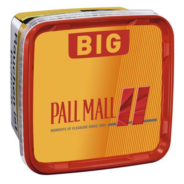 Pall Mall Volumentabak Allround Red Big Box (Dose á 120 gr.)
