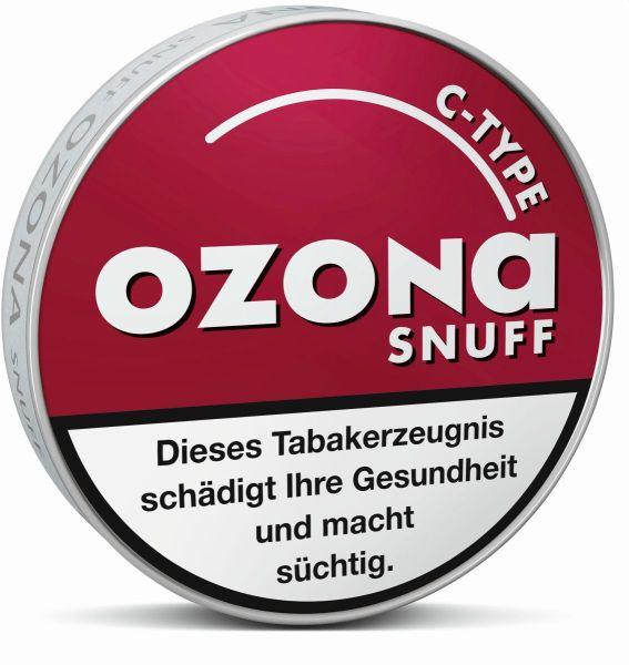 Ozona Schnupftabak C-Type Snuff 5g (10 x 5 gr.)