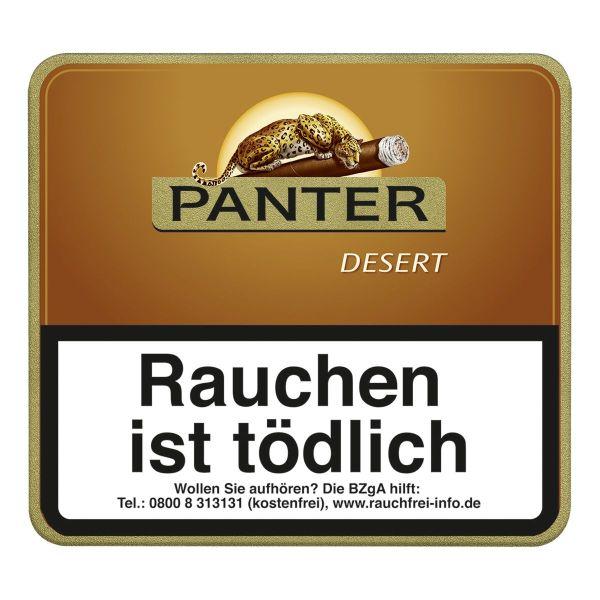 Panter Zigarillos Desert (Schachtel á 20 Stück)