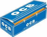OCB Zigarettenhülsen blau (5 x 200 Stück)