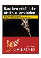 Gauloises Zigaretten Automat Automatenp. Blondes Rot 9€ (8x28er)