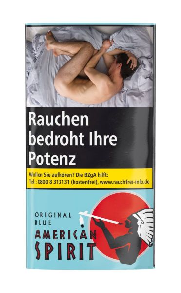 American Spirit Zigarettentabak Original Blue (5x30 gr.) 5,00 € | 25,00 €