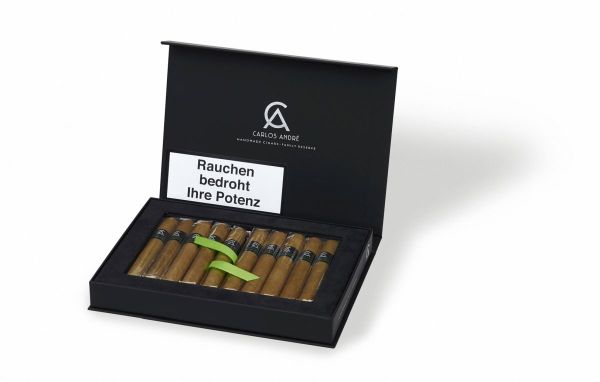 Carlos Andre Zigarren Petit Corona (Schachtel á 10 Stück)
