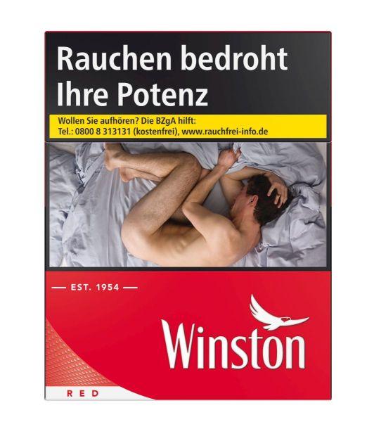 Winston Zigaretten Red XXXXL (8x35er)