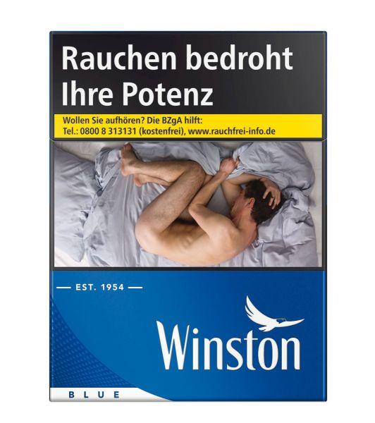 Winston Zigaretten Blue XXL-Box (8x26er)