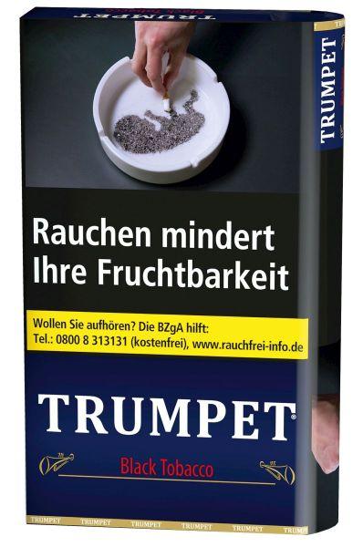 Trumpet Zigarettentabak Black Tobacco (10x38 gr.) 4,90 € | 49,00 €