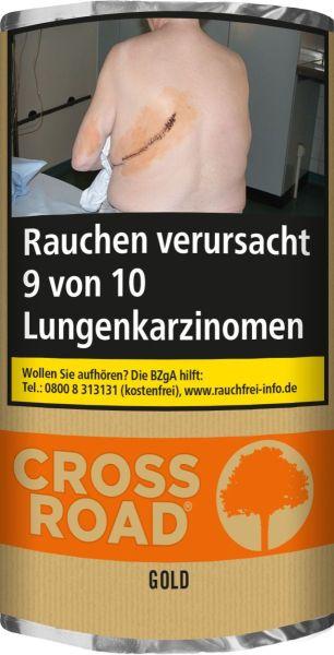 Crossroad Zigarettentabak Gold (5x1 gr.) 4,95 € | 24,75 €