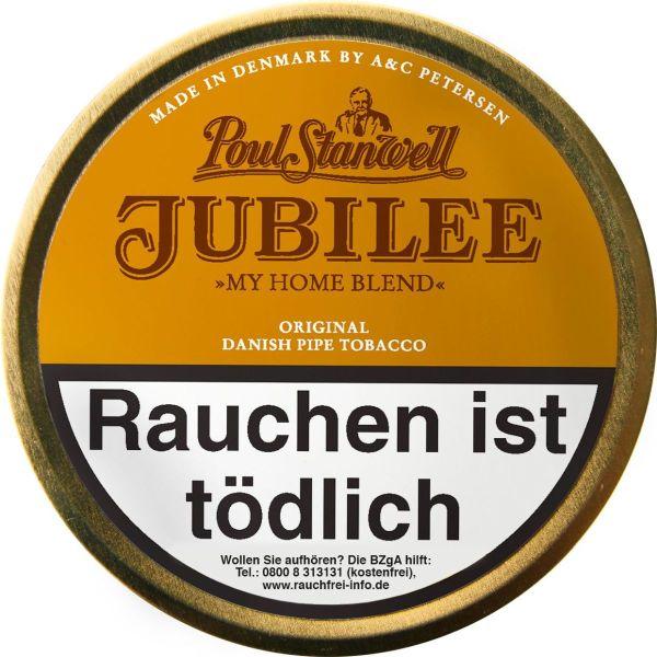 Poul Stanwell Jubilee Pfeifentabak Jubilee (Dose á 50 gr.)