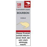 Red Kiwi eLiquid Bourbon Vanille 18mg Nikotin/ml (10 ml)