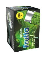 Frutta Click Aromakapseln Mojito (100 Stück)