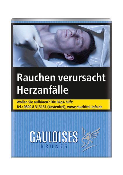 Gauloises Zigaretten Brunes ohne Filter (10x20er)