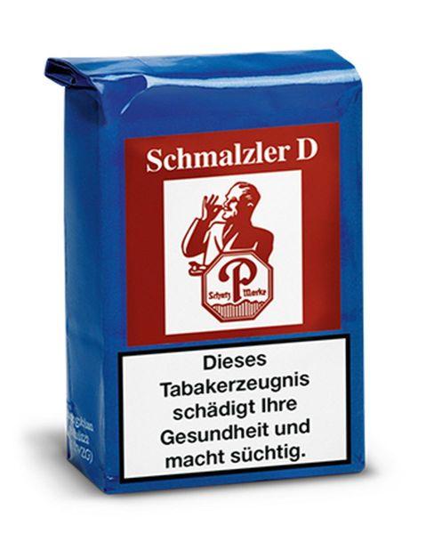 Schmalzler D (Doppelaroma) Schnupftabak (5 x 100 gr.)