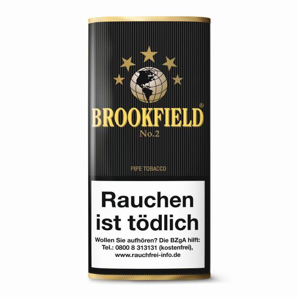 Brookfield Pfeifentabak No. 2 (Pouch á 50 gr.)