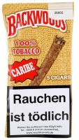 Backwoods Zigarren Authentic Cigars Caribe (Packung á 5 Stück)
