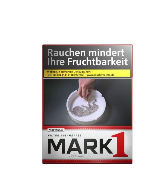 Mark 1 Zigaretten Red Big Box (8x25er)